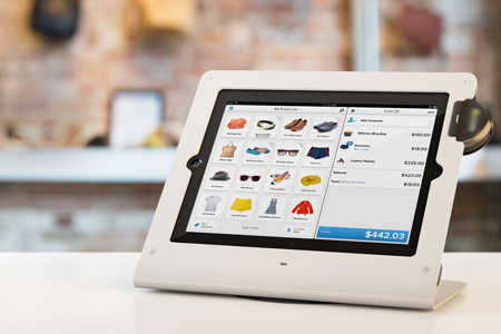 iPad Point of Sale Olympian Village
